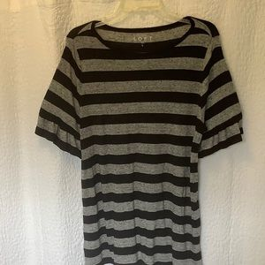 LOFT Striped Tunic